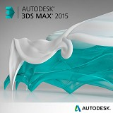 AUTODESK 3ds Max 2015 [128G1-G15711-1001] - Software Animation / 3D Licensing